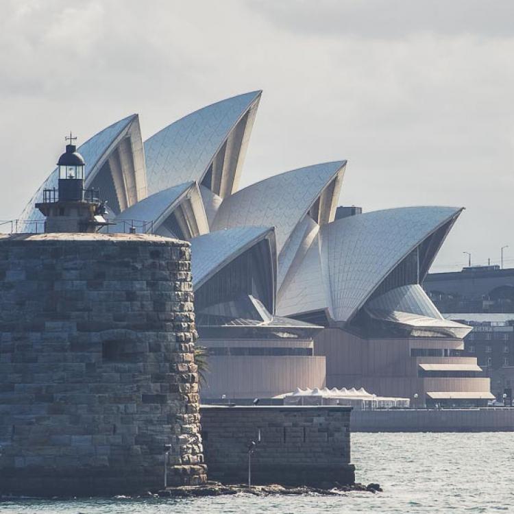 Freezing Pixels - Australia