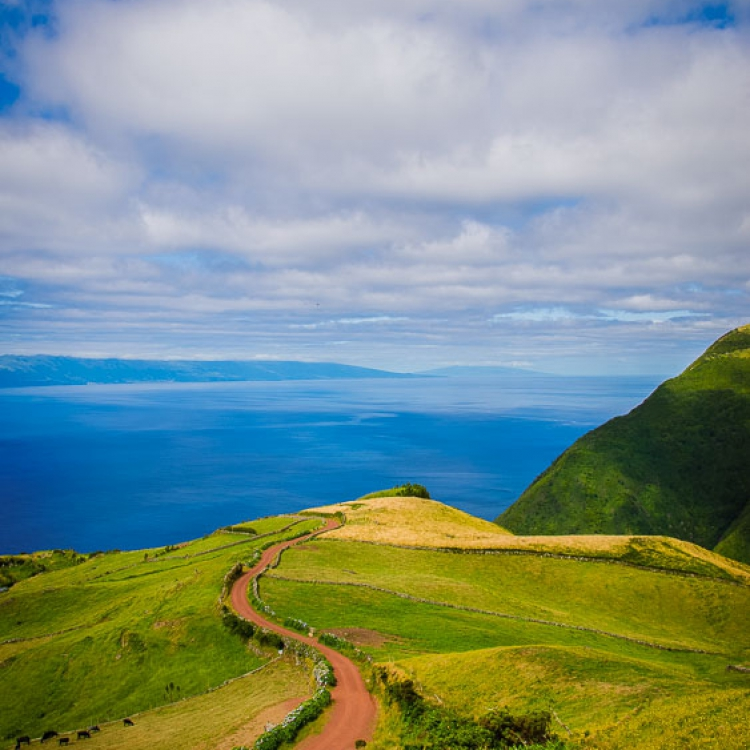 Freezing Pixels - Azores