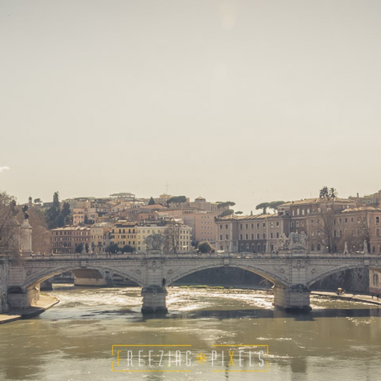 Freezing Pixels - Rome