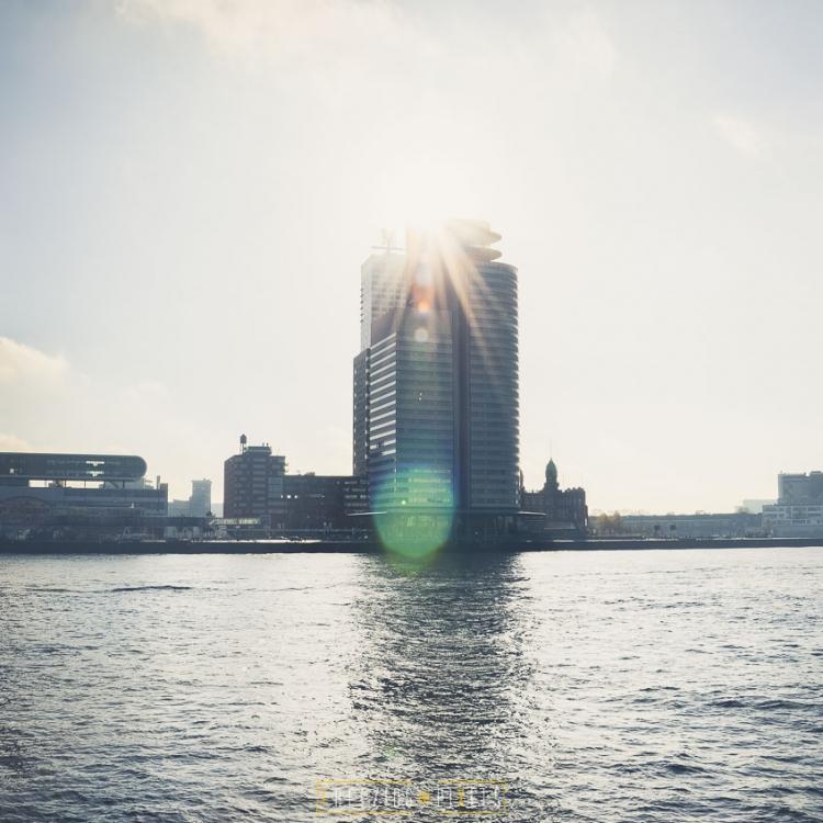 Freezing Pixels - Rotterdam